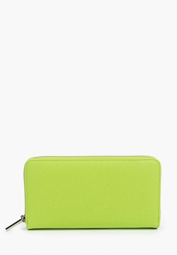 женский кошелёк russian look, зеленый