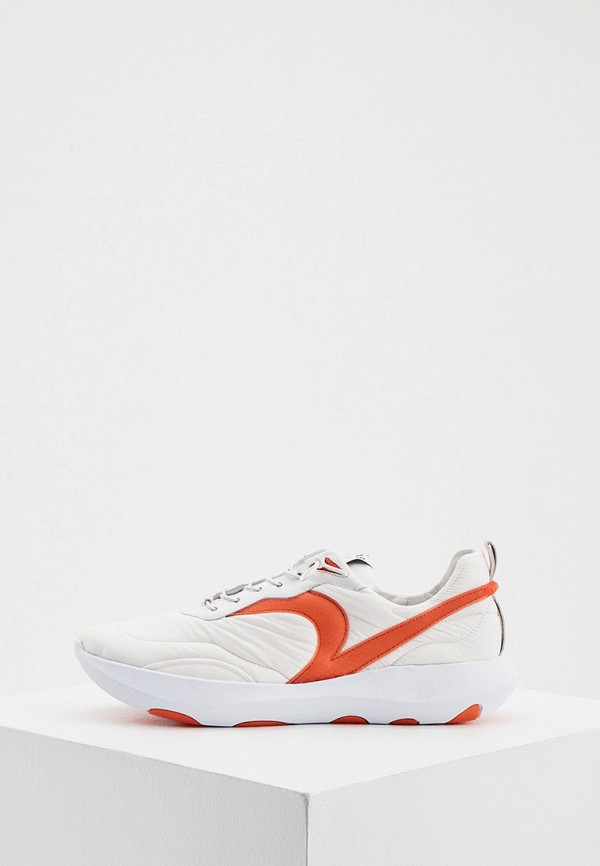 женские низкие кроссовки hogl, белые