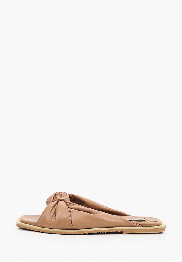 женское сабо marco bonne', коричневое