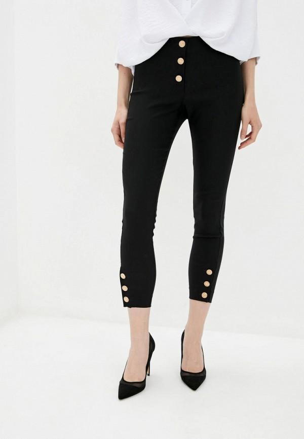 женские повседневные брюки arefeva, черные