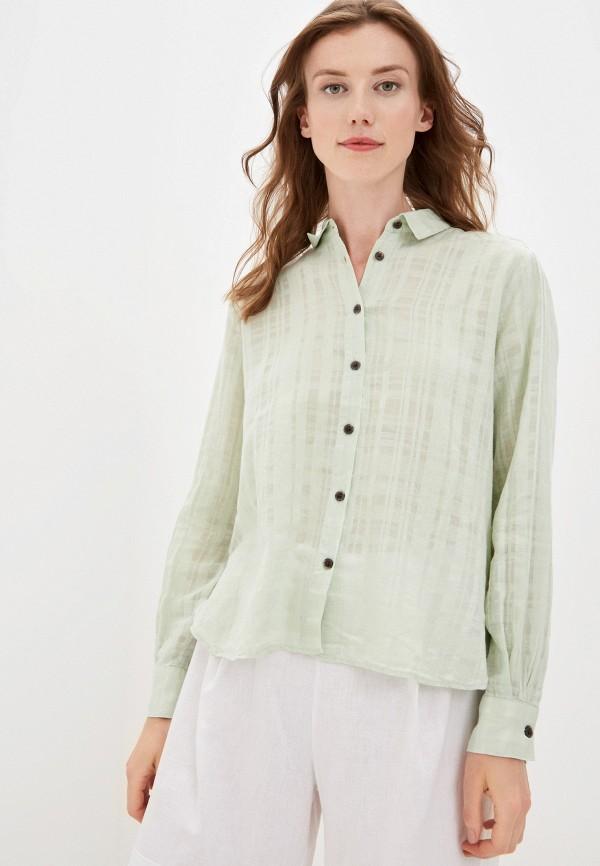 Рубашка Mavi зеленого цвета