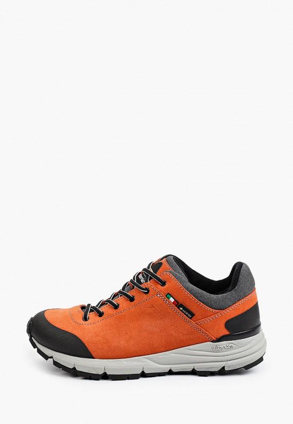 женские ботинки zamberlan, оранжевые