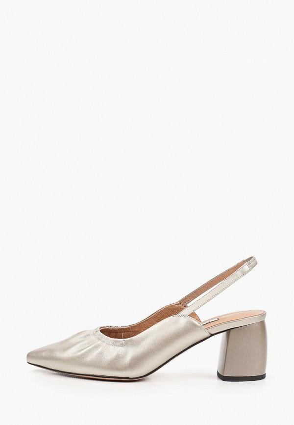 женские туфли myset, серебряные