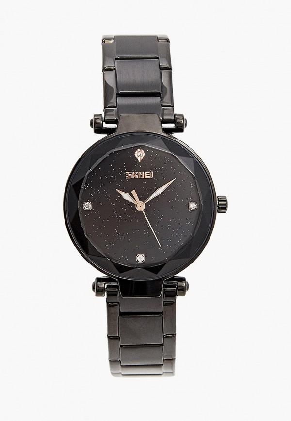 женские часы skmei, черные