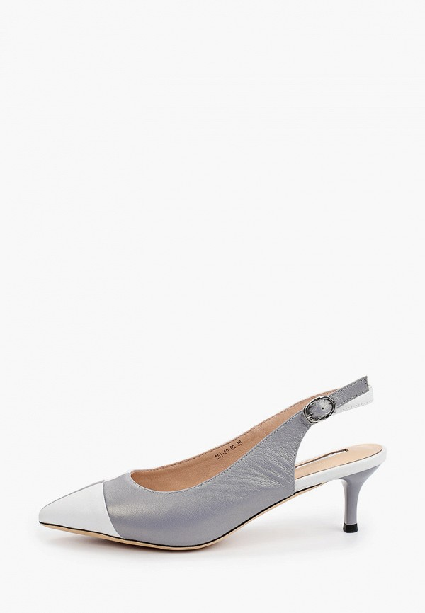 женские туфли dino ricci, серые