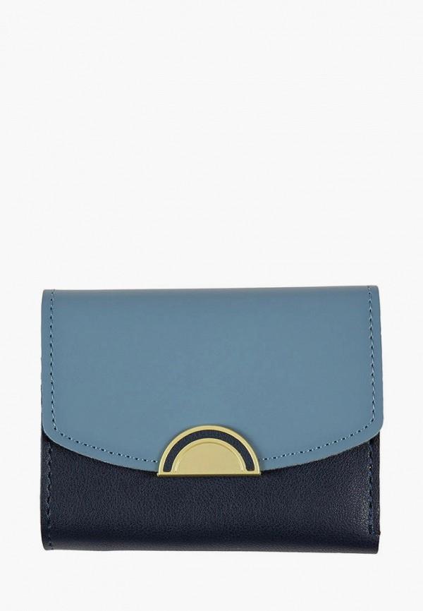 женский кошелёк mellizos, синий