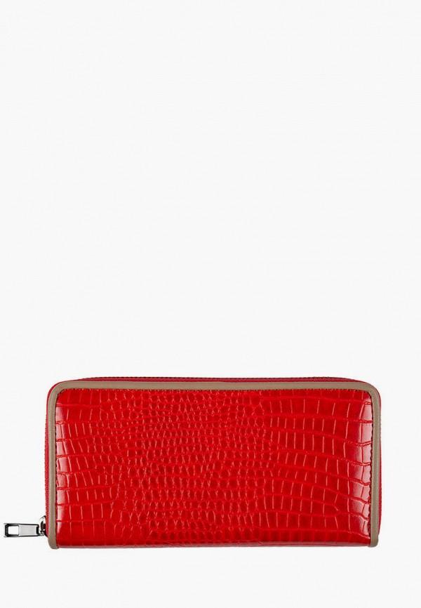 женский кошелёк mellizos, красный