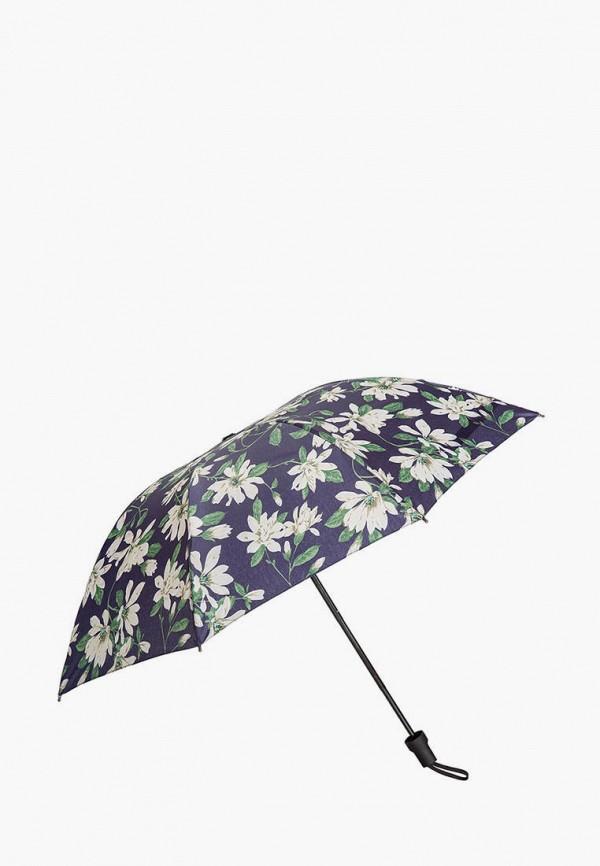 женский складные зонт mellizos, синий