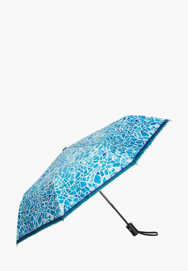 женский складные зонт mellizos, голубой