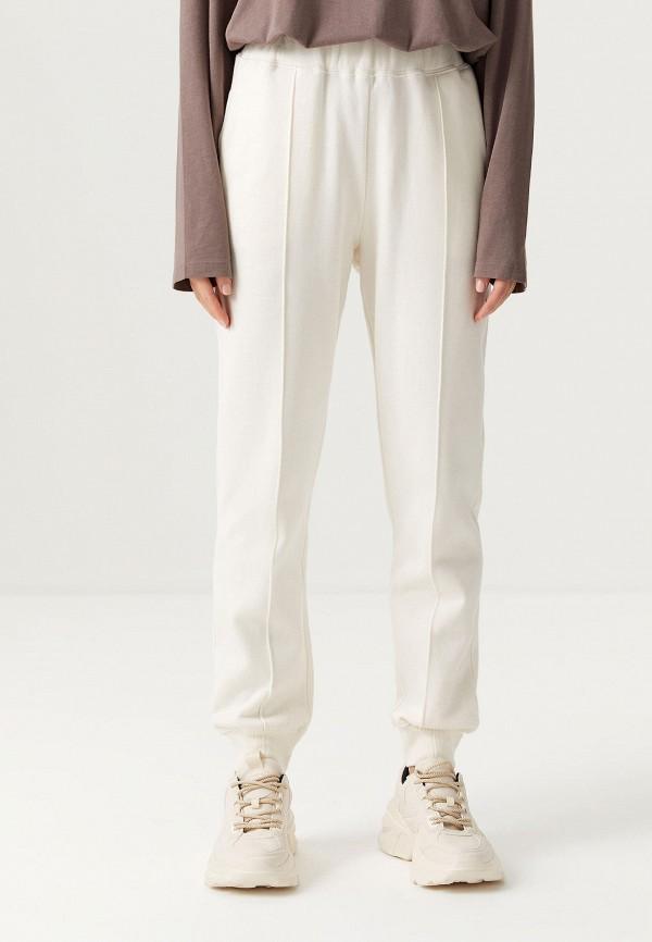 женские спортивные брюки sela, белые