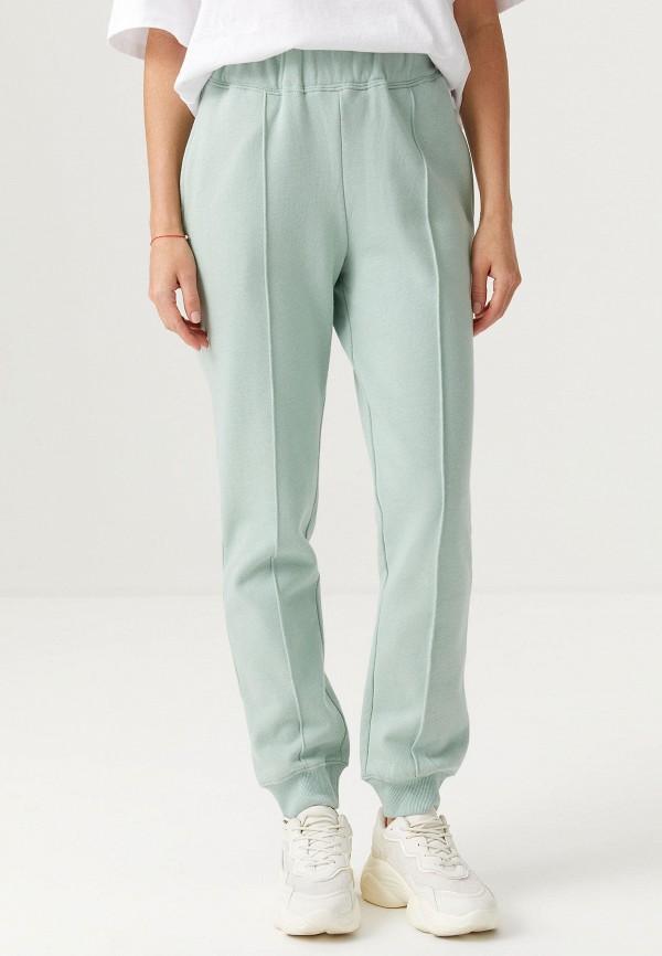 женские спортивные брюки sela, бирюзовые