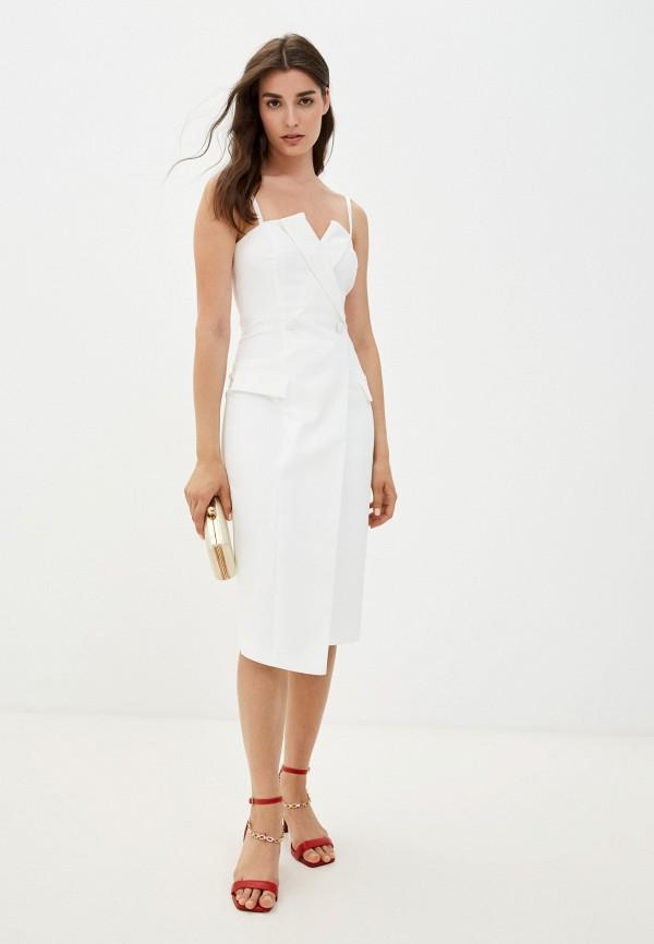 женское платье-пиджаки love republic, белое