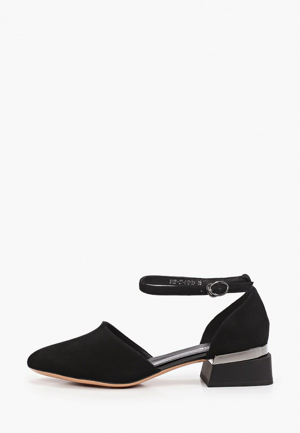 женские туфли makfine, черные