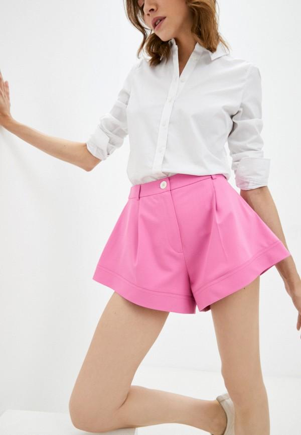 женские повседневные шорты top top, розовые