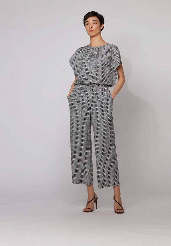женский комбинезон с брюками boss, разноцветный