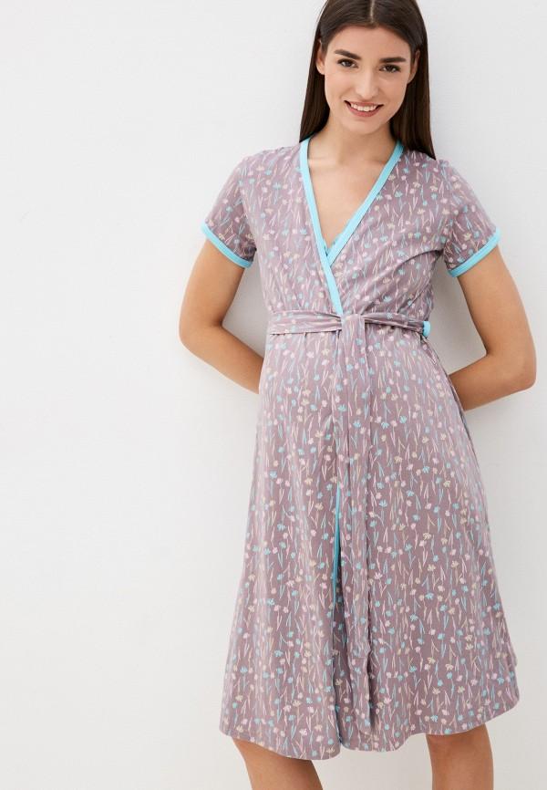 женская домашняя одежда hunny mammy, разноцветная