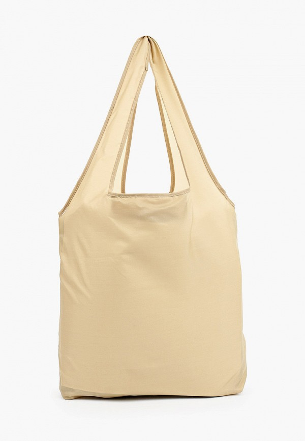 женская сумка-шоперы befree, бежевая