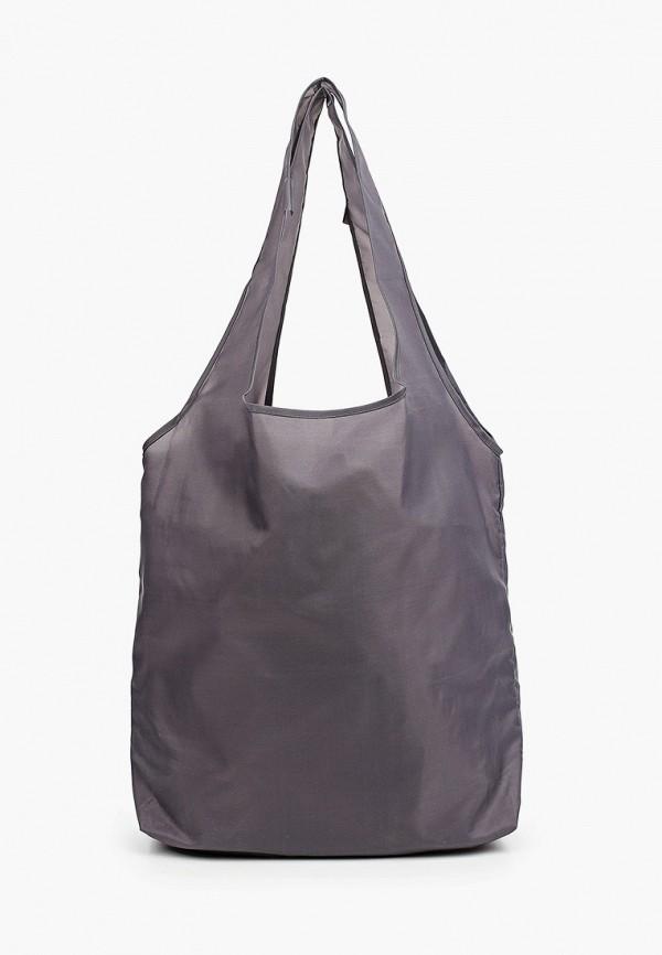 женская сумка-шоперы befree, серая