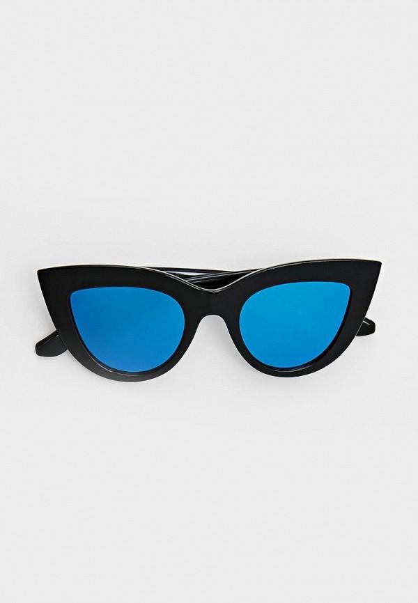 женские солнцезащитные очки garne, черные