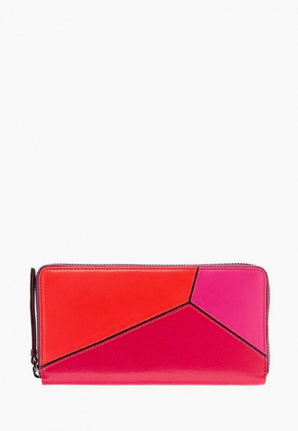 женский кошелёк visconti, разноцветный