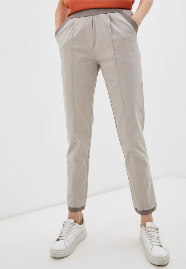 женские повседневные брюки duckystyle, бежевые