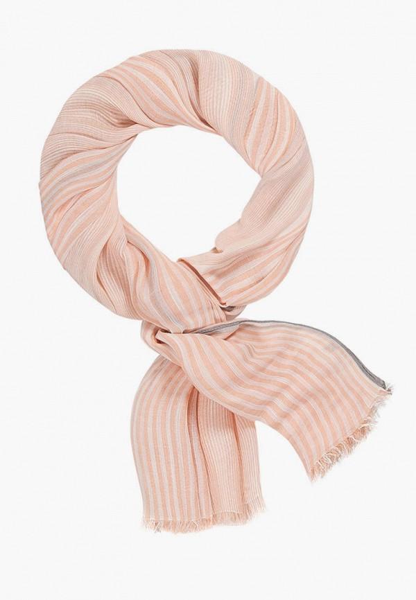 Палантин Mellizos розового цвета