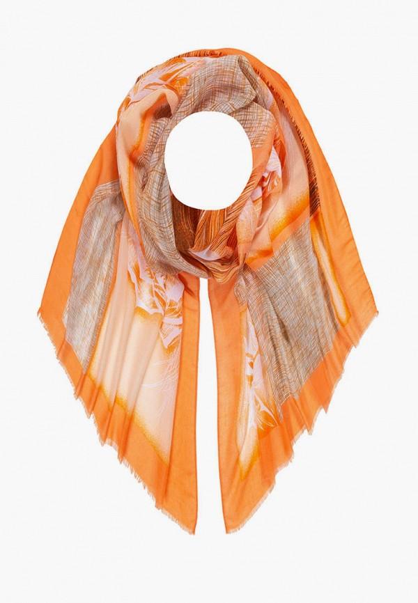 Палантин Mellizos оранжевого цвета