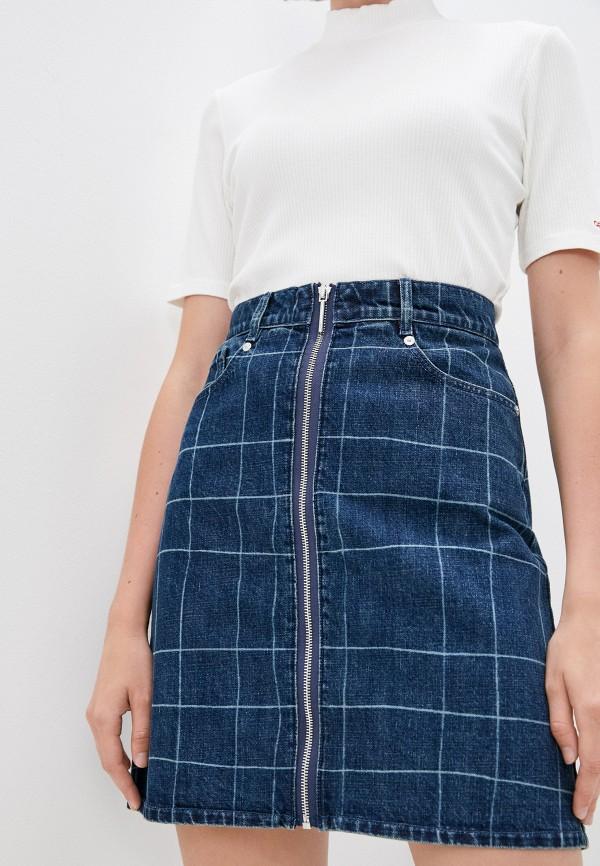 Юбка джинсовая Hugo
