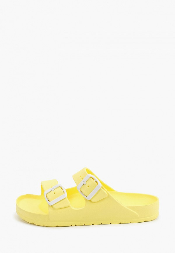 женское сабо ayo, желтое