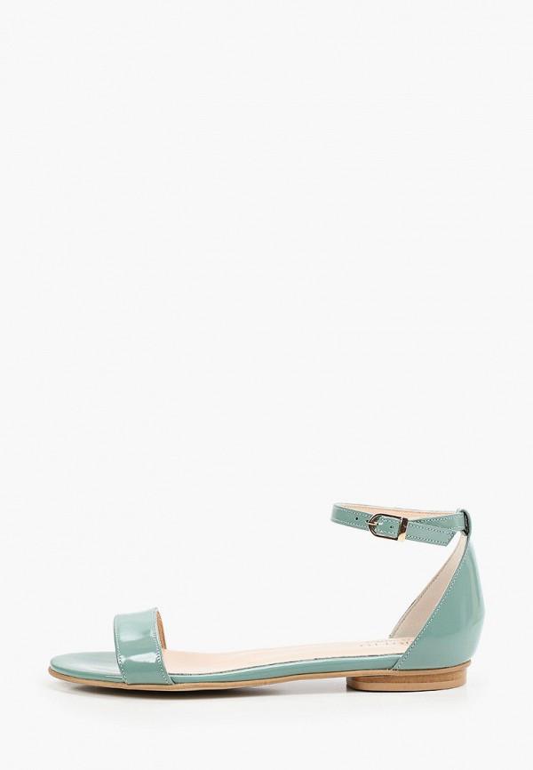 женские сандалии giotto, бирюзовые