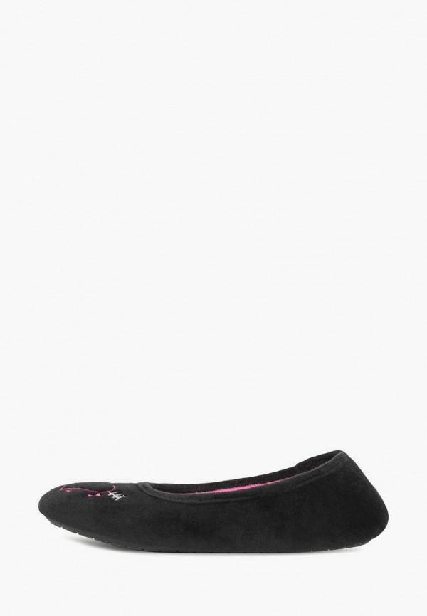 женские тапочки t.taccardi, черные