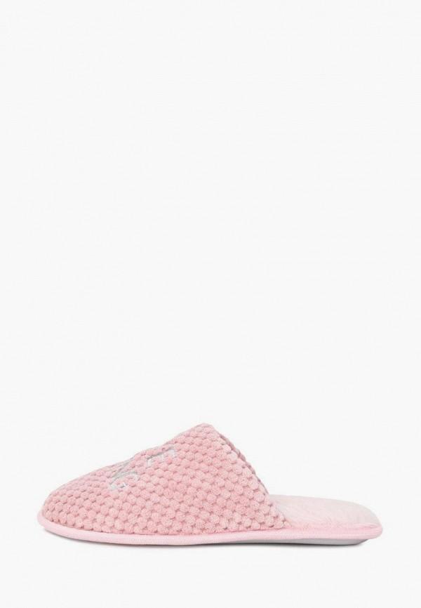 Тапочки T.Taccardi розового цвета