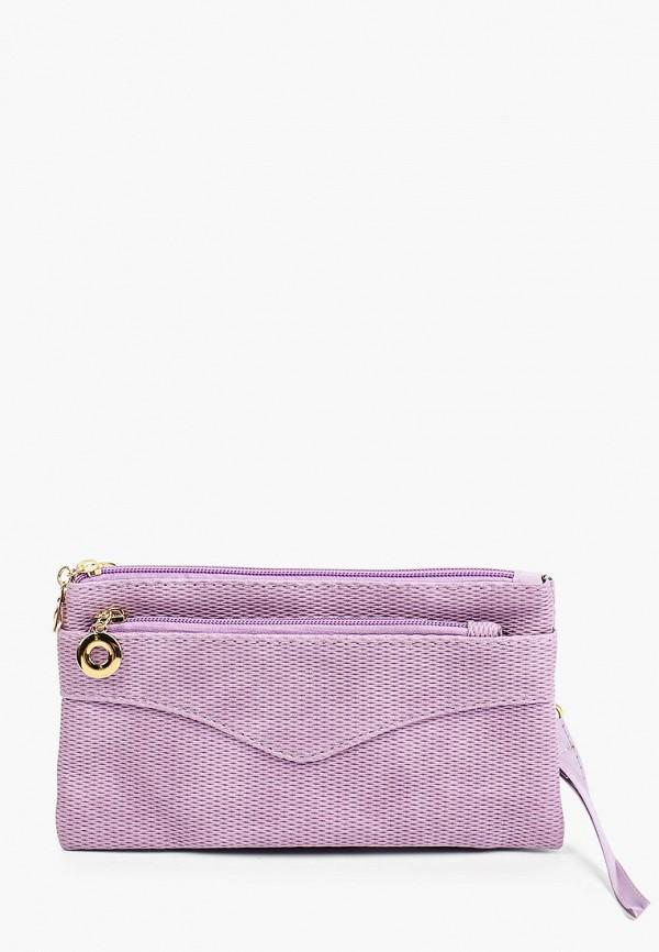 женская сумка с ручками defacto, фиолетовая