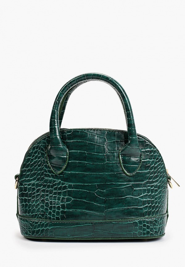 женская сумка с ручками defacto, зеленая