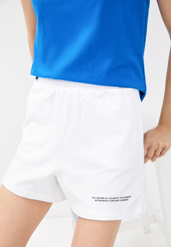 женские спортивные шорты defacto, белые