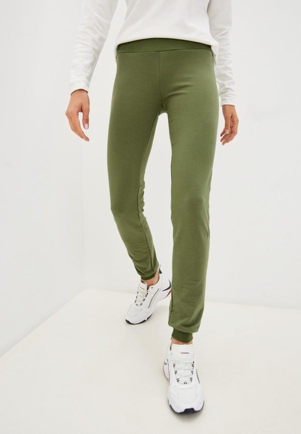 женские спортивные брюки fest, хаки