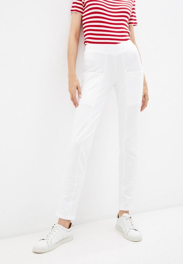 женские спортивные брюки fest, белые