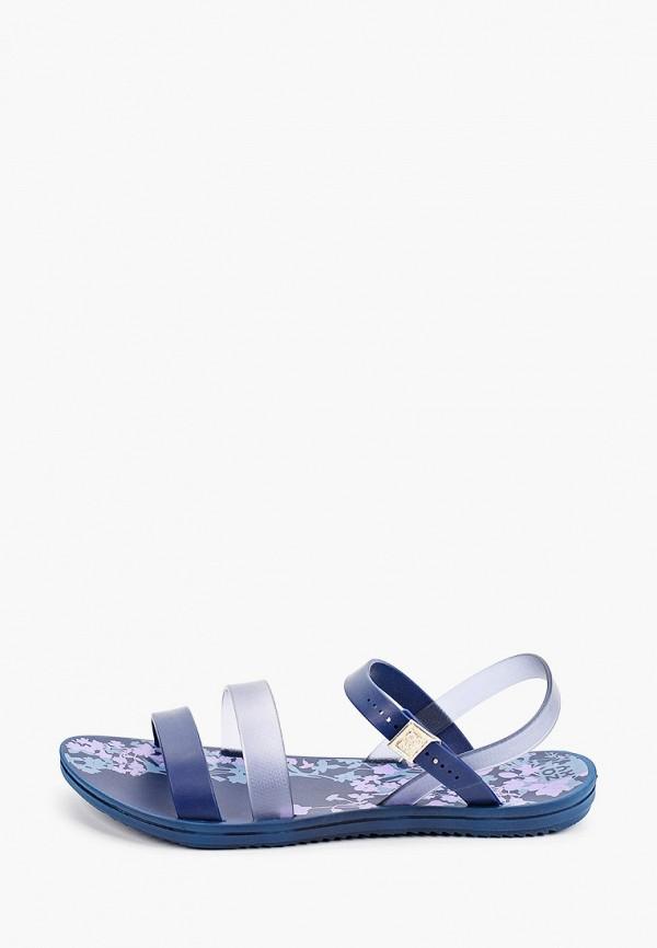 женские сандалии zaxy, синие