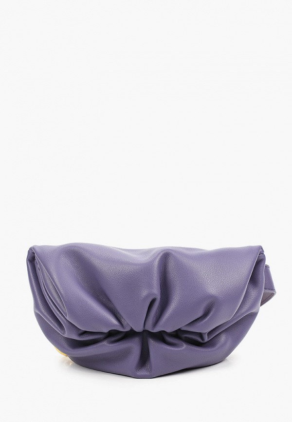 женская сумка через плечо bocciolo, фиолетовая