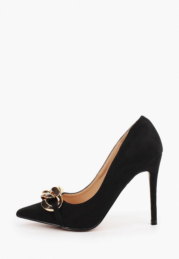 женские туфли-лодочки араз, черные