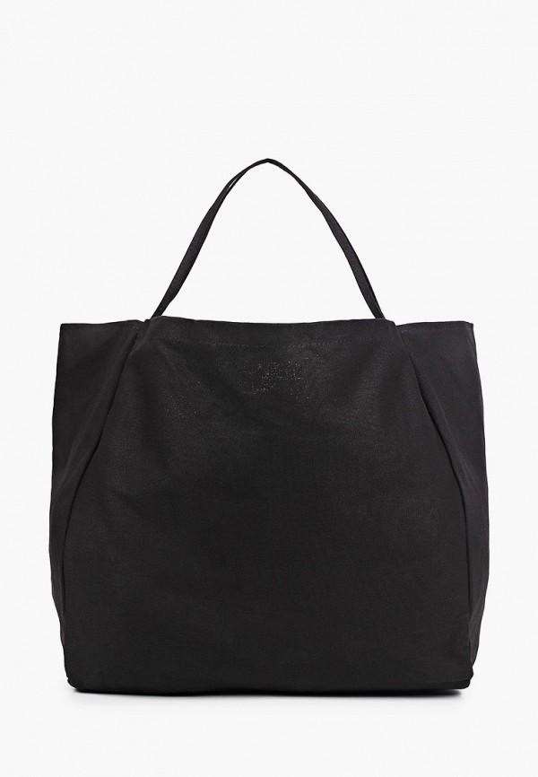 женская сумка-шоперы befree, черная
