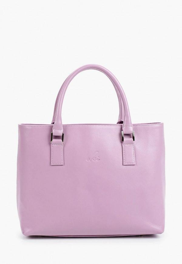 женская сумка с ручками olci, розовая