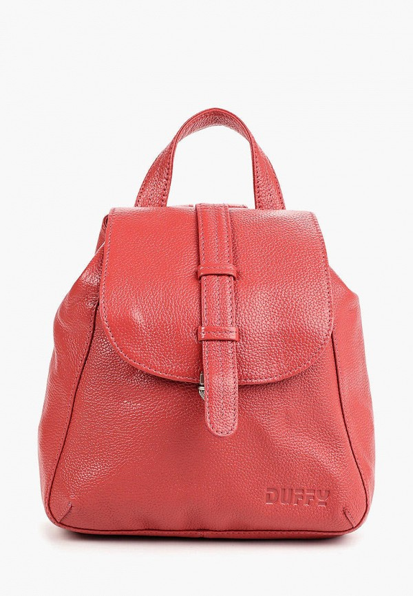 женский рюкзак duffy, розовый