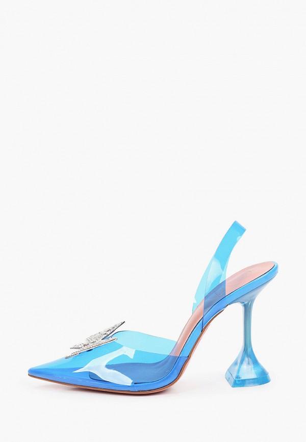 женские туфли араз, синие