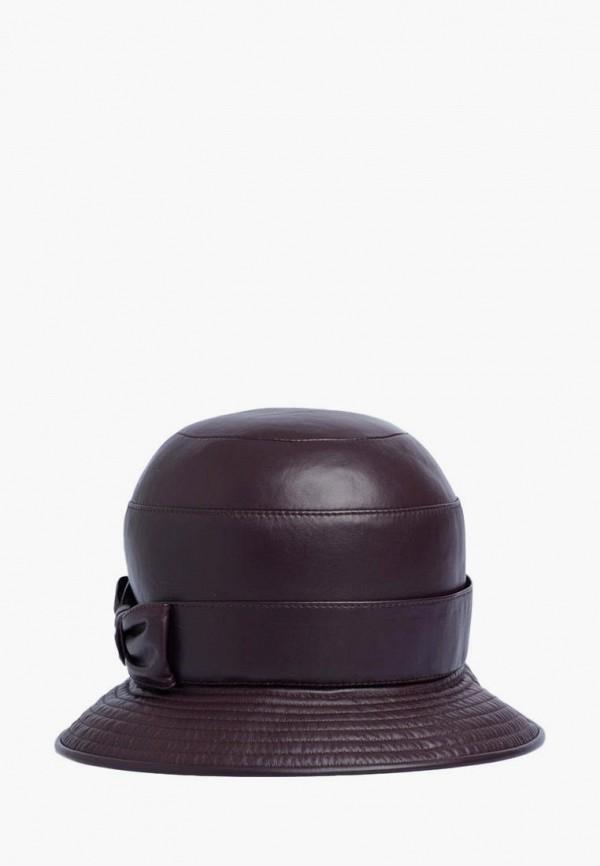 женская шляпа plange, бордовая