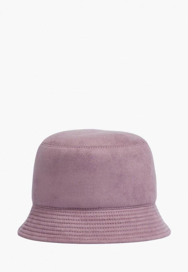 женская панама plange, фиолетовая
