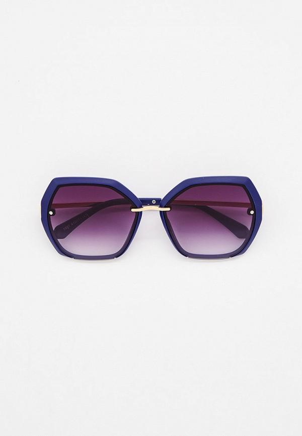 женские солнцезащитные очки mon mua, синие