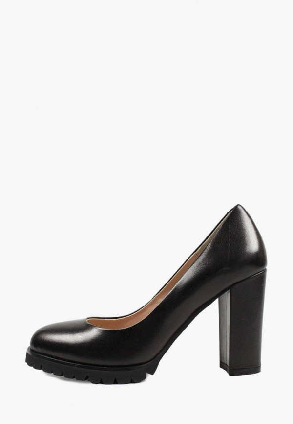 женские туфли it-girl, черные
