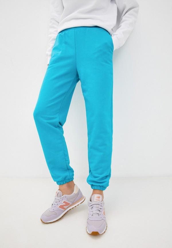 женские спортивные брюки baon, бирюзовые