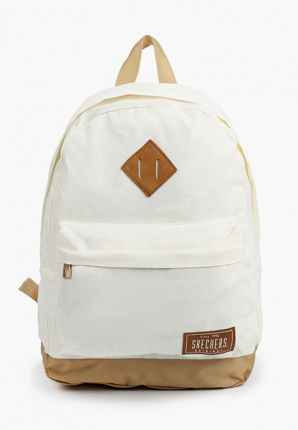 женский рюкзак skechers, белый
